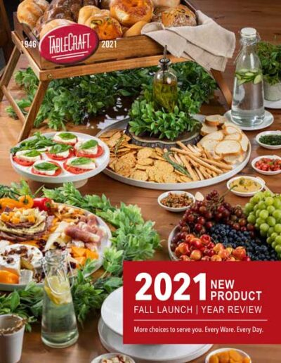 TableCraft 2021 New Product Fall Launch