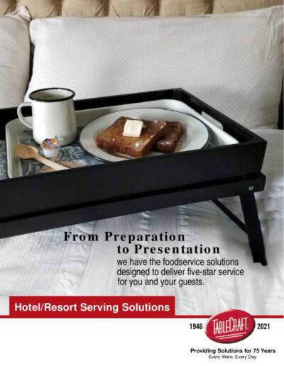 TableCraft Hotel/Resort Serving Solutions