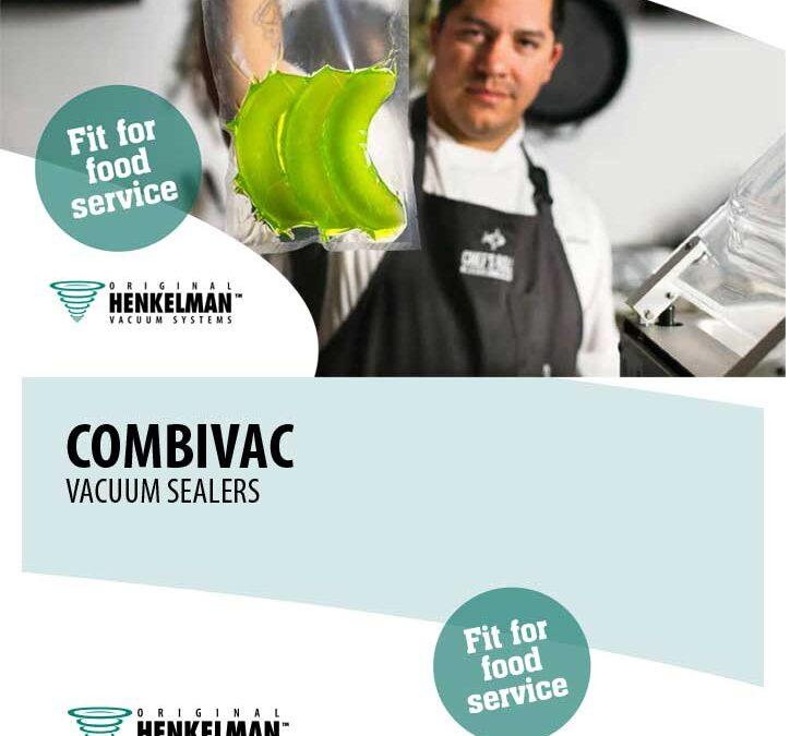 Henkelman Combivac Vacuum Sealers
