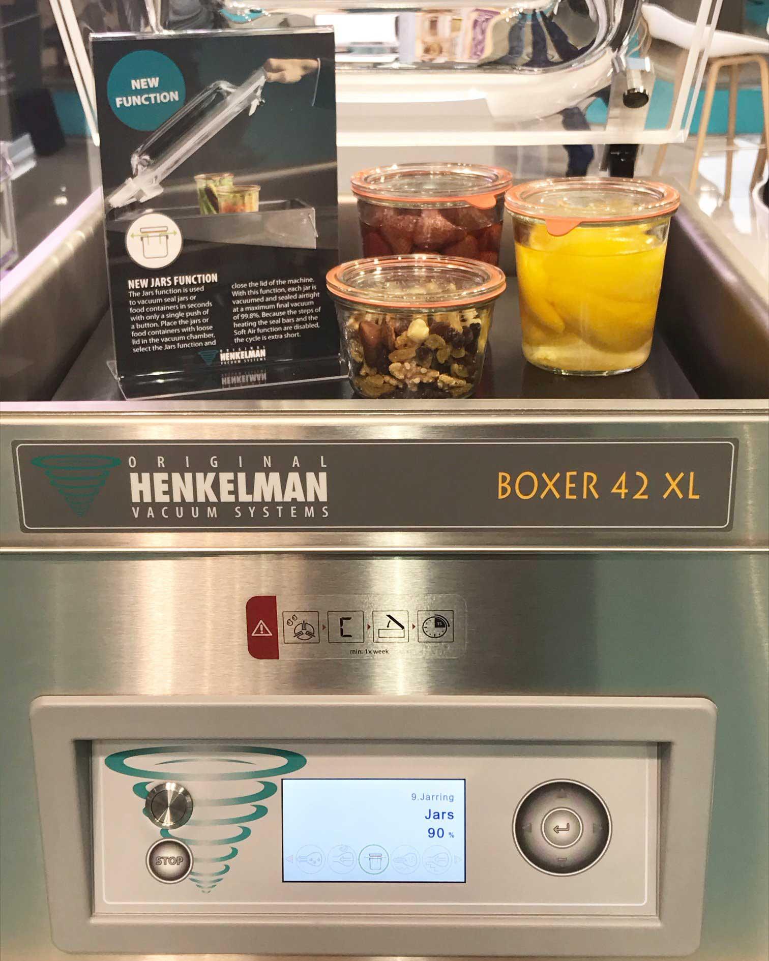 Henkleman Boxer 42 XL