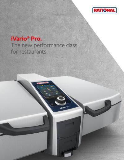 Rational iVario Pro
